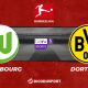 Pronostic Wolfsbourg - Borussia Dortmund, 31ème journée de Bundesliga