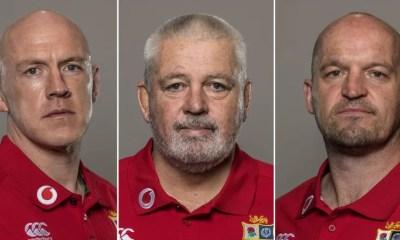 Tournée des Lions - Le staff pour la tournée en Afrique du Sud dévoilé