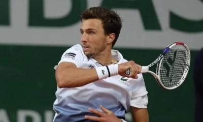 ATP Lyon : Arthur Rinderknech s'incline en trois sets contre Cameron Norrie