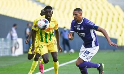 Barrages Ligue 1 : Nantes reste en Ligue 1 malgré sa défaite face à Toulouse