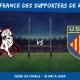 Coupe de France des supporters de rugby 2021 - 16ème de finale Valence Romans Drôme Rugby - USAP