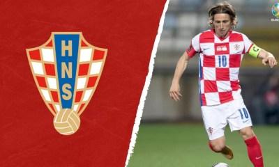 Euro 2020: la Croatie pour confirmer son titre de vice-championne du monde