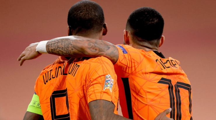 Euro 2020 : la liste des Pays-Bas