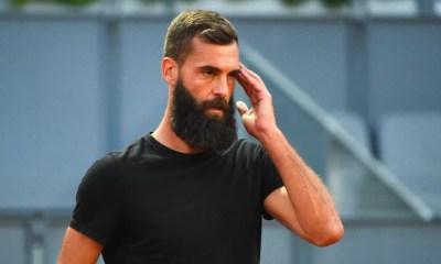 Masters 1000 de Rome- Benoît Paire craque et échoue dès le premier tour