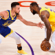 NBA : Stephen Curry et LeBron James vont s'affronter pour une place en playoffs