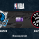 NBA notre pronostic pour Dallas Mavericks - Toronto Raptors