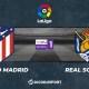 Pronostic Atlético Madrid - Real Sociedad, 36ème journée de Liga