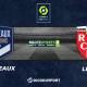 Pronostic Bordeaux - Lens, 37ème journée de Ligue 1