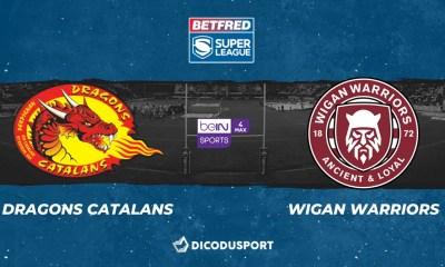 Pronostic Dragons Catalans - Wigan Warriors, 8ème journée de Super League