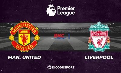 Pronostic Manchester United - Liverpool, 34ème journée de Premier League