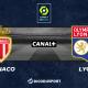 Pronostic Monaco - Lyon, 35ème journée de Ligue 1