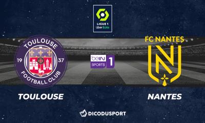 Pronostic Toulouse - Nantes, barrage aller d'accession à la Ligue 1