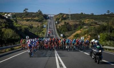 Tour d'Algarve 2021 - Le parcours en détail