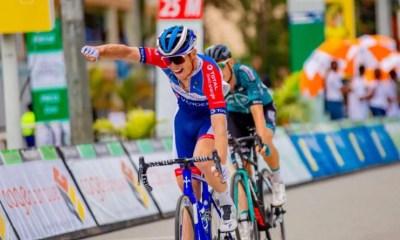 Tour du Rwanda- Valentin Ferron remporte la 4ème étape devant Pierre Rolland