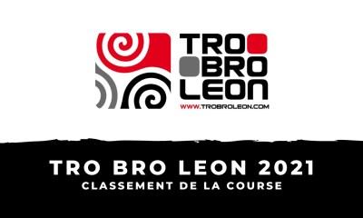 Tro Bro Léon 2021 - Le classement
