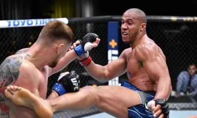 UFC Vegas 30 : Ciryl Gane domine Alexander Volkov et attend Francis Ngannou