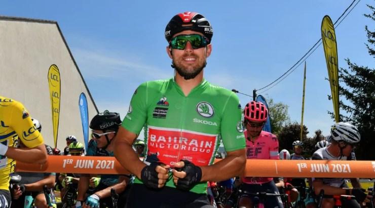Critérium du Dauphiné : Sonny Colbrelli gagne la 3ème étape