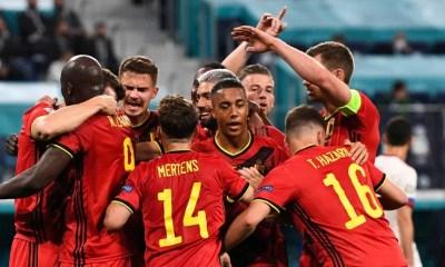 Euro 2020 : La Belgique facile face à la Russie