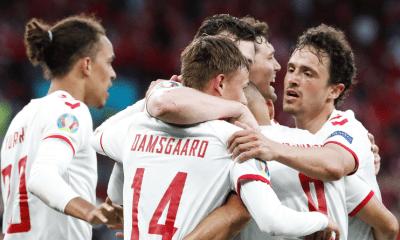 Euro 2020 - Le Danemark assomme la Russie et se qualifie pour les huitièmes