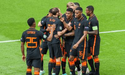 Euro 2020 - Les Pays-Bas sans problème face à la Macédoine du Nord, le temps des héros