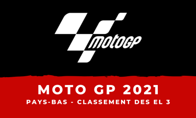 MotoGP - Grand Prix des Pays-Bas 2021 : le classement des essais libres 3