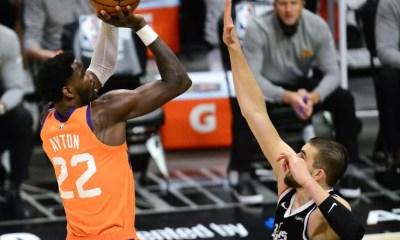 NBA Playoffs : les Suns creusent l'écart face à des Clippers en manque d'adresse