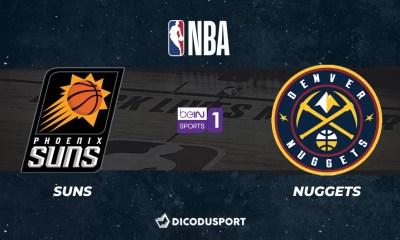 NBA - Playoffs notre pronostic pour Phoenix Suns - Denver Nuggets (Game 1)