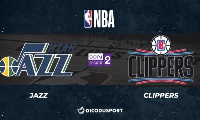 NBA - Playoffs notre pronostic pour Utah Jazz - Los Angeles Clippers (Game 1)