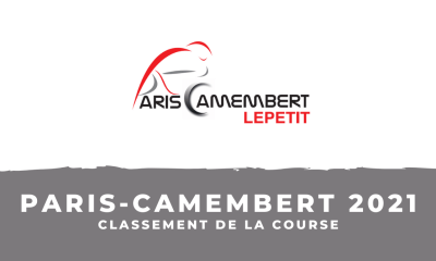 Paris-Camembert 2021 - Le classement
