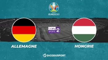 Pronostic Allemagne – Hongrie, Euro 2020
