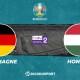 Pronostic Allemagne - Hongrie, Euro 2020