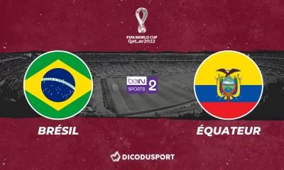 Pronostic Brésil - Equateur, Qualifications Coupe du monde