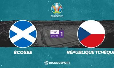 Pronostic Écosse - République Tchèque, Euro 2020