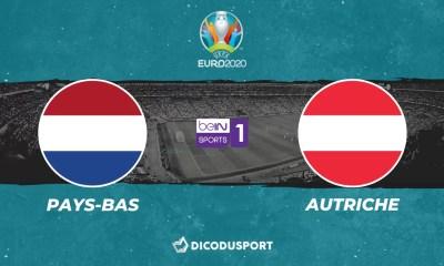 Pronostic Pays-Bas - Autriche, Euro 2020