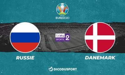 Pronostic Russie - Danemark, Euro 2020