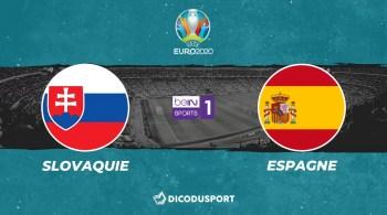 Pronostic Slovaquie – Espagne, Euro 2020