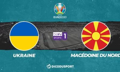 Pronostic Ukraine - Macédoine du Nord, Euro 2020