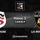 Top 14 - Finale Notre pronostic pour Stade Toulousain - La Rochelle