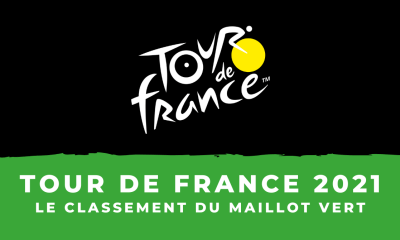 Tour de France 2021 - Le classement par points – Maillot vert