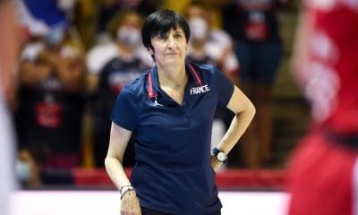 """Valérie Garnier : """"Si on veut aller au bout, il y a trois finales à jouer"""""""
