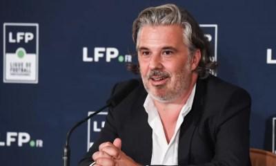 Vincent Labrune - Il faudrait être fou pour refuser Amazon