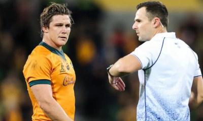 Australie : La composition pour le troisième match face au XV de France