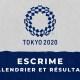 Escrime - Jeux Olympiques de Tokyo calendrier et résultats