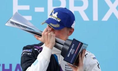 Formule E - ePrix de New York : Günther remporte la course 1 dans les rues de Brooklyn