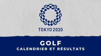 Golf – Jeux Olympiques de Tokyo calendrier et résultats
