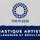 Gymnastique artistique - Jeux Olympiques de Tokyo : calendrier et résultats