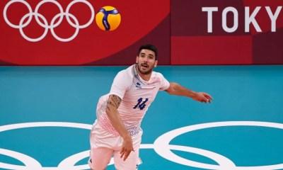JO Tokyo 2020 – Volley-ball La France battue par l'Argentine