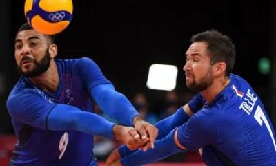 JO Tokyo 2020 – Volley la France largement battue par les Etats-Unis