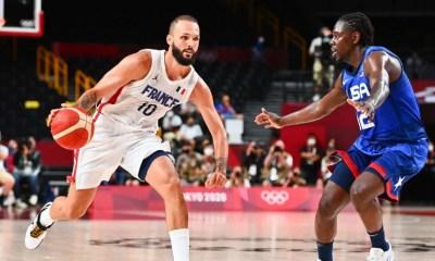 JO Tokyo 2020 - Basket-ball : Les notes des Bleus face aux États-Unis