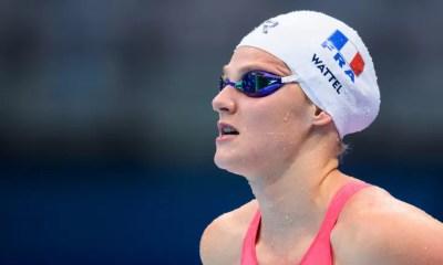 JO Tokyo 2020 - Natation : Margaret MacNeil sacrée sur 100 m papillon, Wattel 6ème